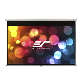 "ELITE SCREENS plátno roleta 100"" (254 cm)/ 16:9/ 124,5 x 221 cm/ Gain 1,1/ case bílý"