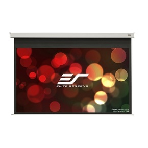 "ELITE SCREENS plátno roleta 135"" (342,9 cm)/ 16:9/ 167,6 x 298 cm/ Gain 1,1/ case bílý"