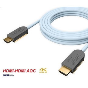 SUPRA Cables HDMI-HDMI AOC OPTICAL 4K/HDR 15,0m